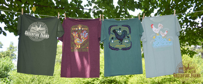 Greenfire Farms T-Shirts